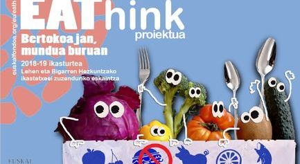 EAThink: oferta educativa curso escolar 2018-2019